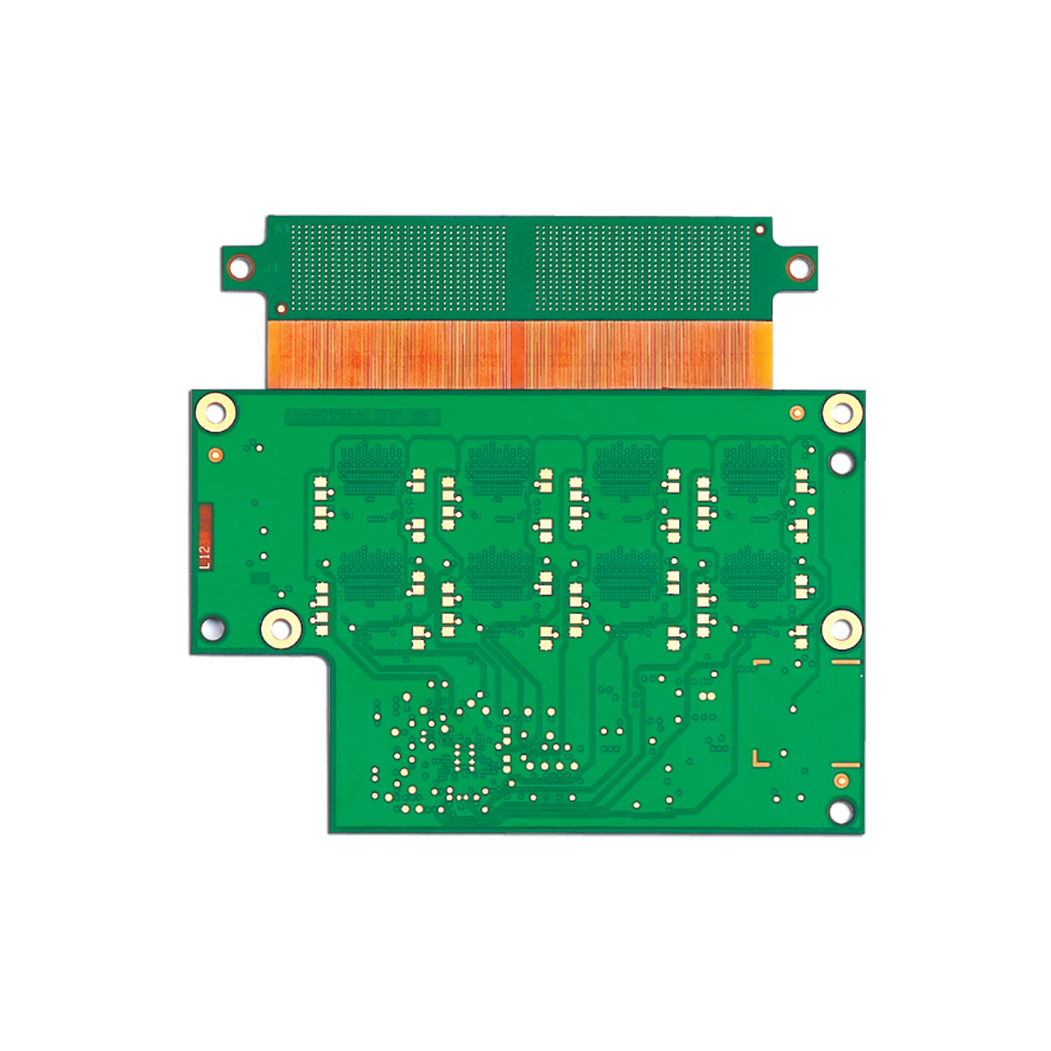 China Fpc Circuits Board Rigid Flexible Pcb For Tracking Gps Device Circuit