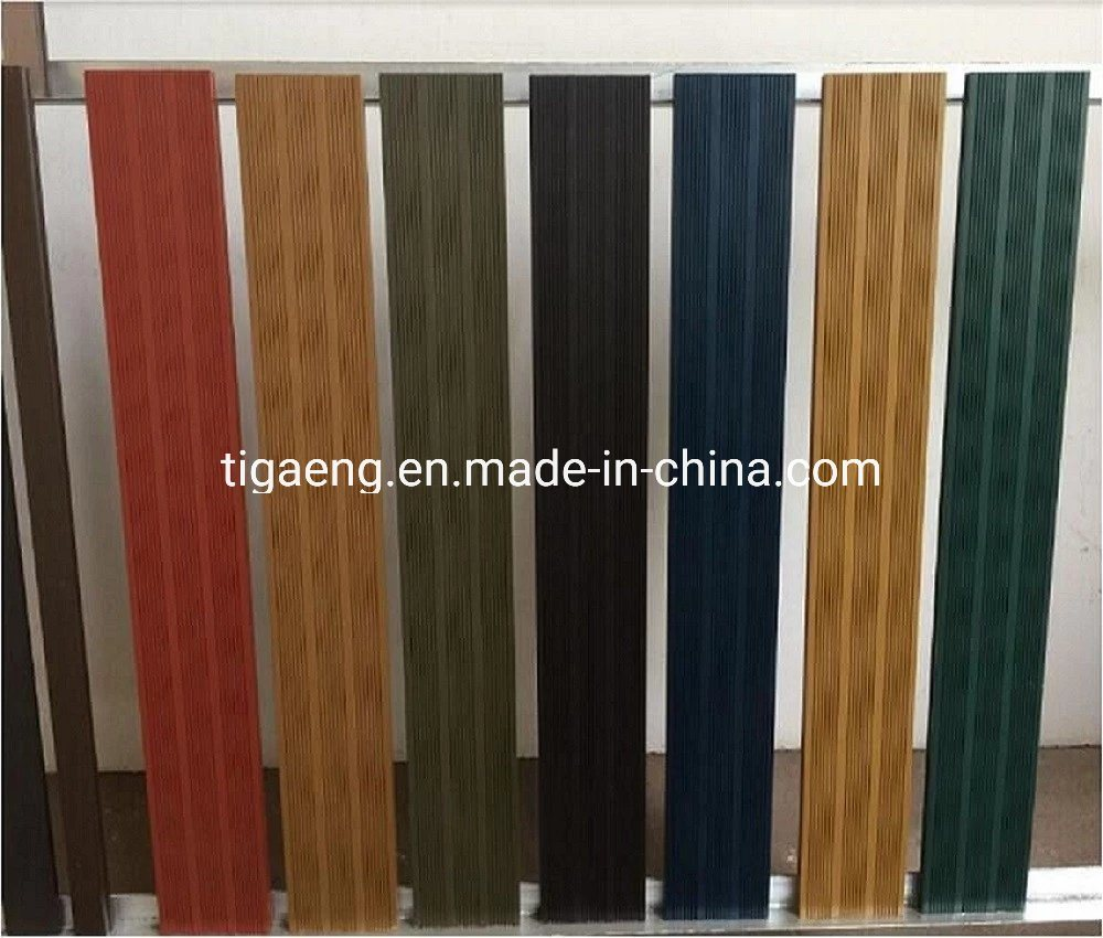 China Co Extruded Wpc Composite Decking