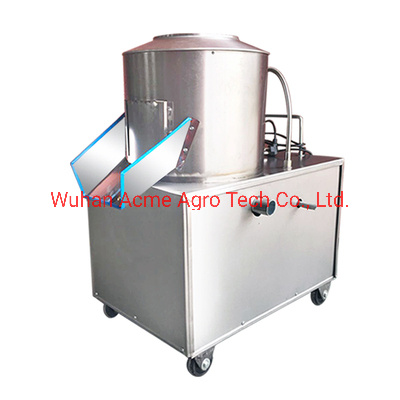 China Commercial Potato Peeler And Cutter Machine Price