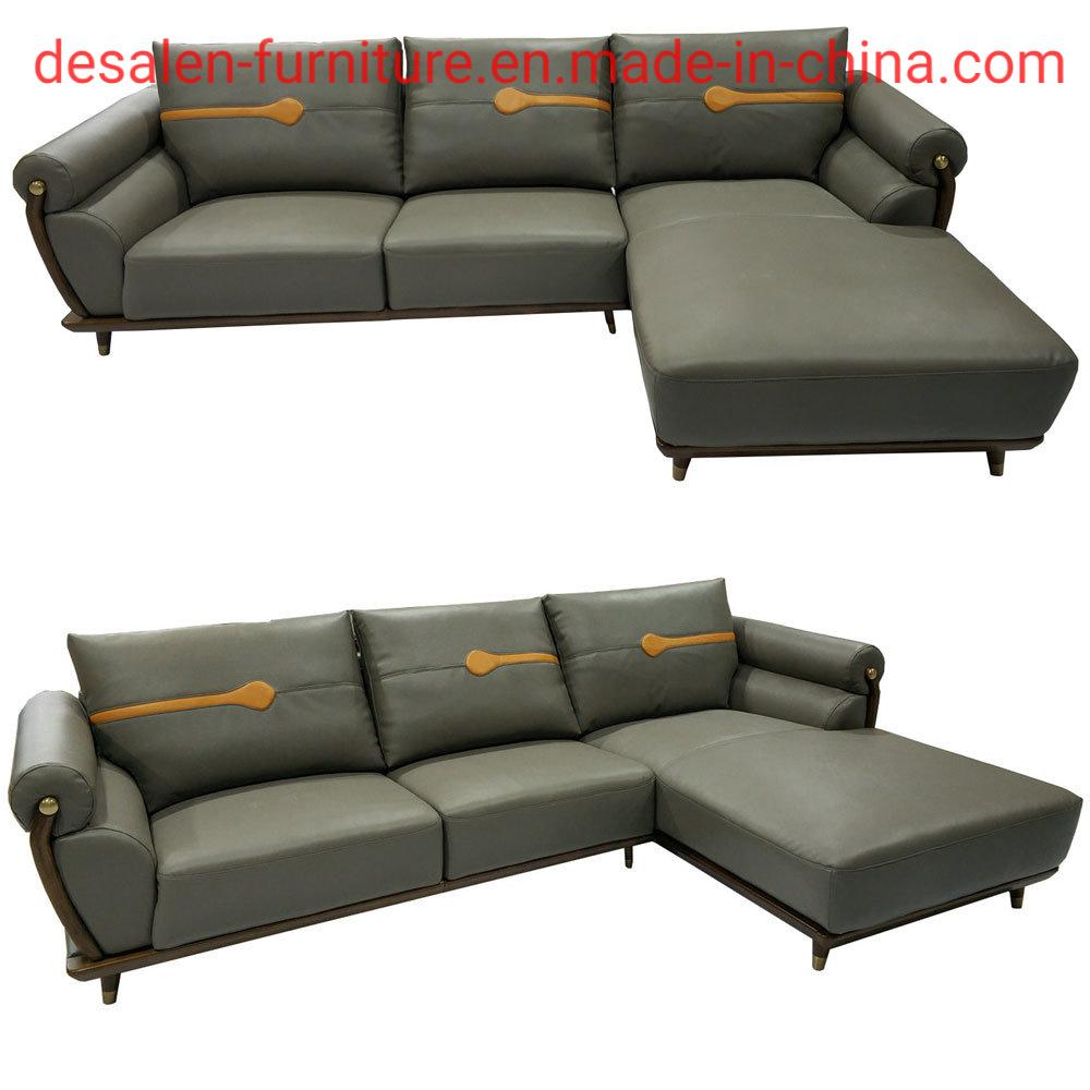 China 2019 new arrival ciff furniture modern leather sofa b10 china sofa leather sofa