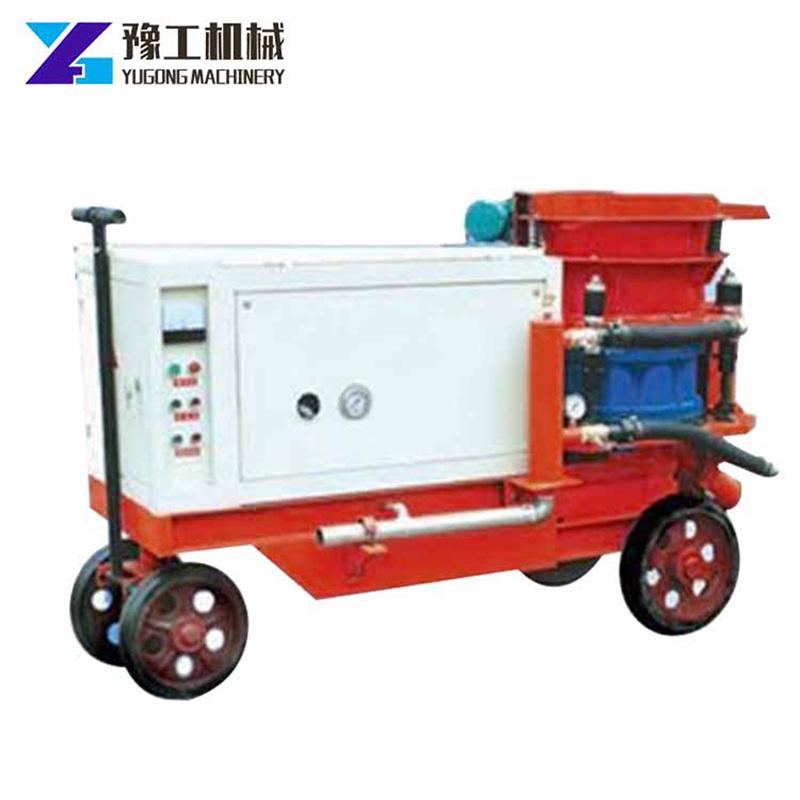 China Shotcrete Machine for Sale in Philippines and The