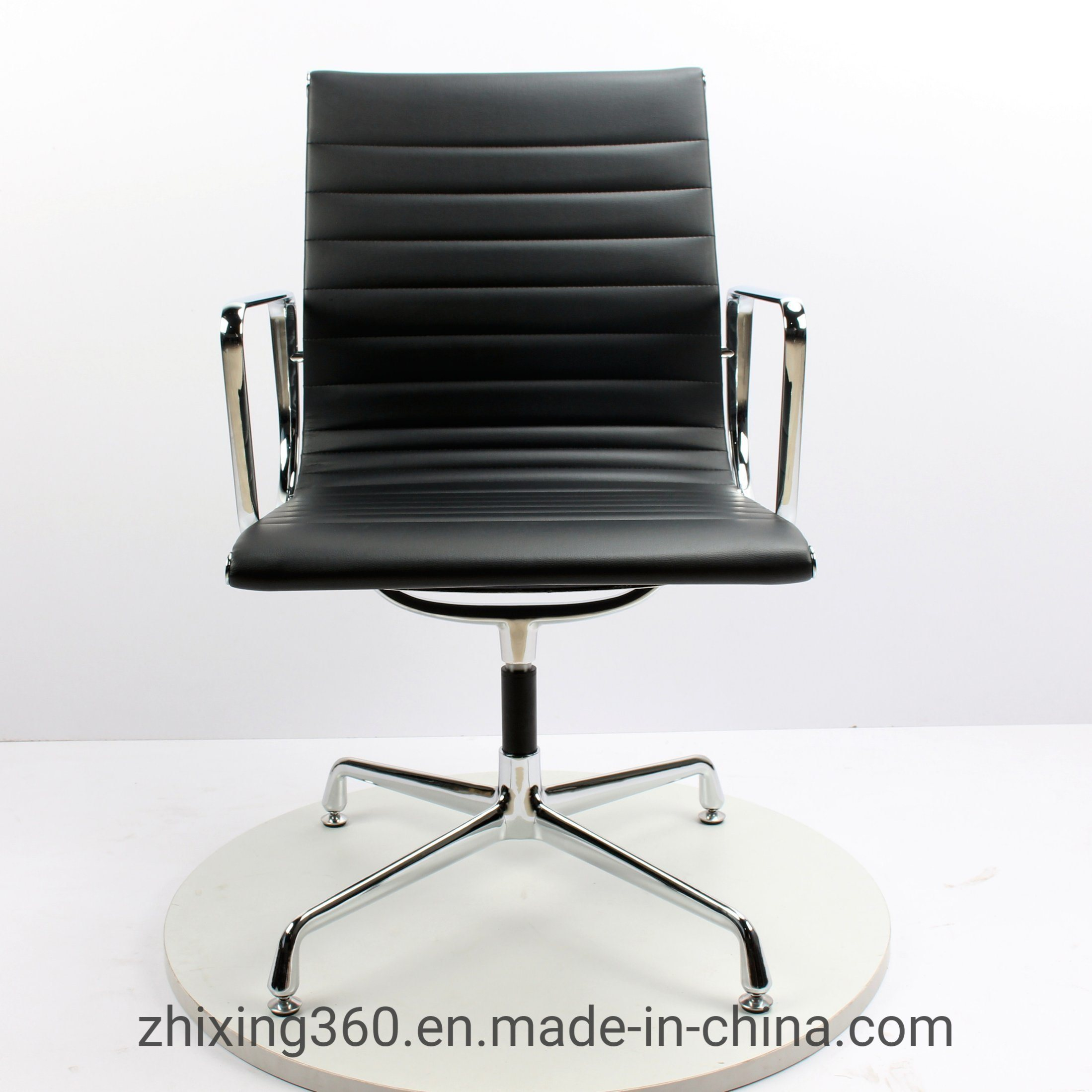 China wholesale hot sale cheap comfortable office chair 360 degree adjustable medium back modern full china mesh chair office furniture