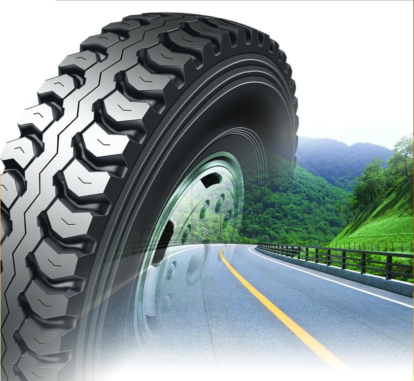 China Heavy Duty Truck Tire, Radial Bus Tire, TBR Tubeless Tire ...