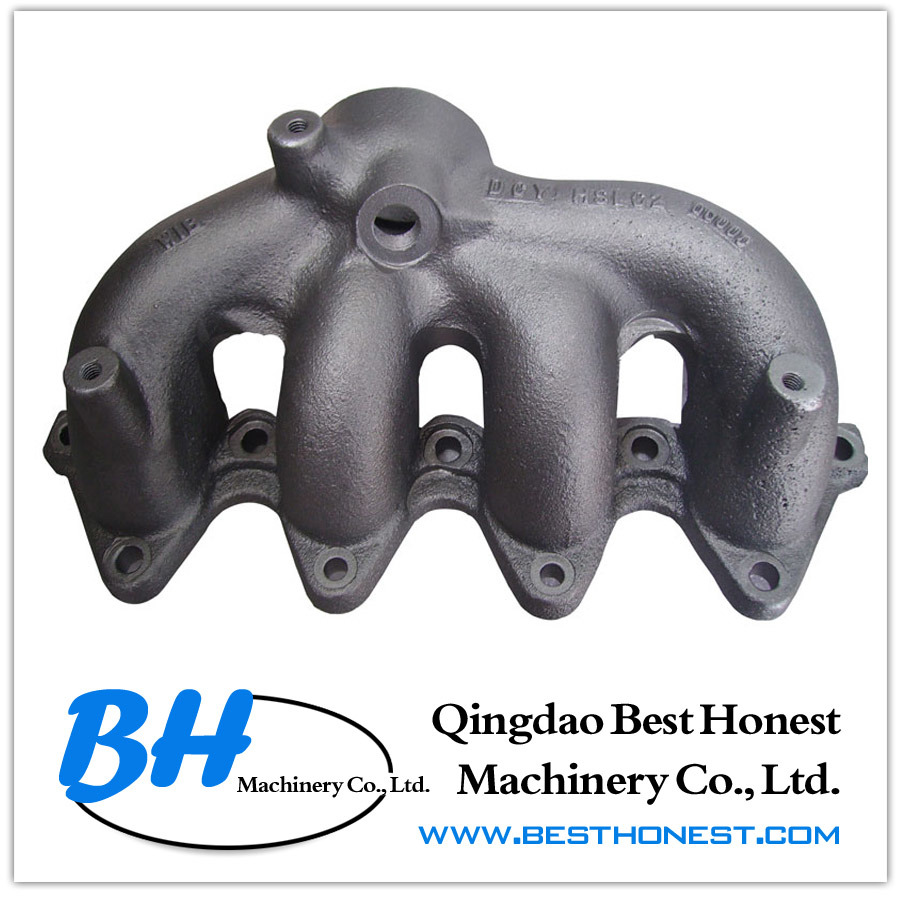 [Hot Item] Cast Iron Intake Manifold / Cast Iron Exhaust Manifold