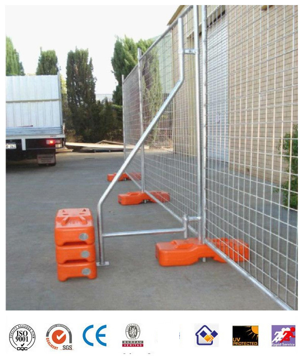 Temporary Fence Wire Mesh Fencing for Security and Removable