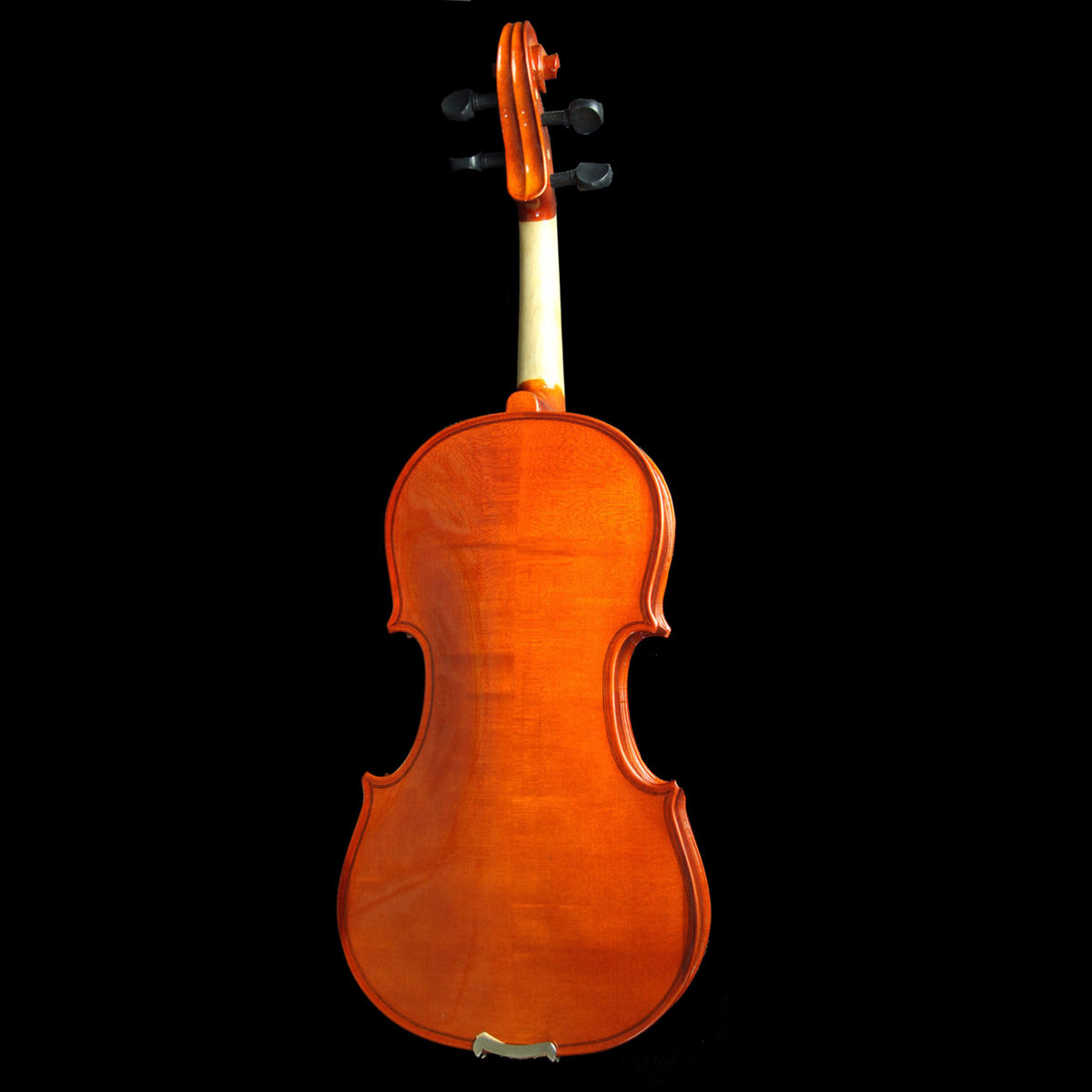 Spruce Solidwood Popular Violin 1/8-4/4 (N-V02)