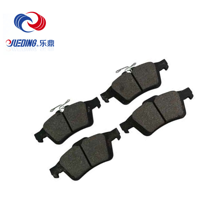 New Arrival Products Wholesale Back Plate Car Premium Disc Brake Pad pictures & photos