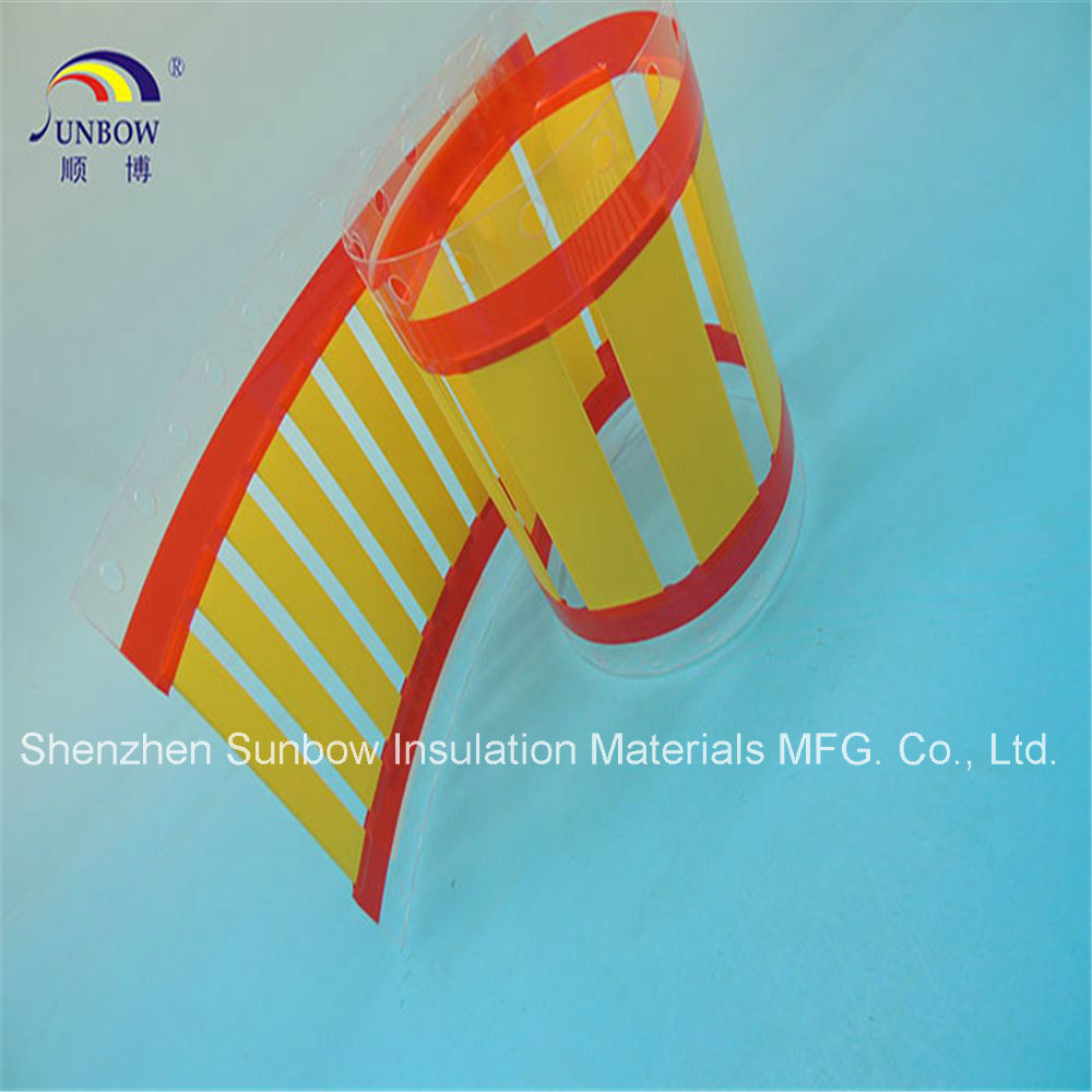 China Oil Resistant Printable Heat Shrinkable Cable Marker and Wire ...