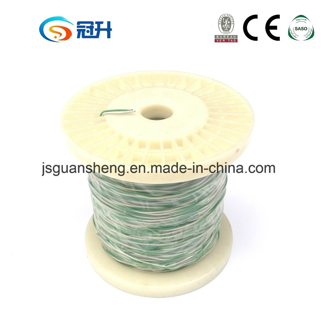 China Type K Thermocouple Wires Green White for Pwht - China ...