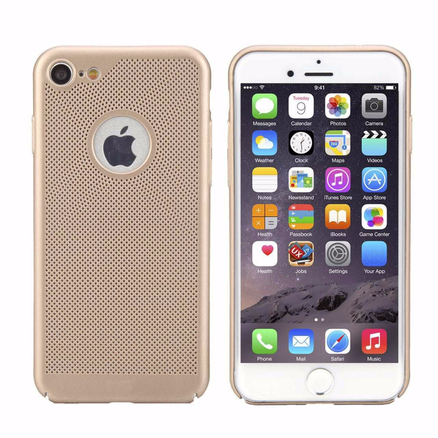 online store 0441d 11c82 [Hot Item] High Quality Heat Dissipation PC Wholesale Price PC Cell Phone  Case for iPhone 7