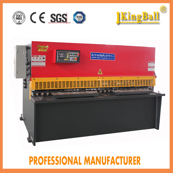 CNC Sheet Metal Hydraulic Shearing Machine