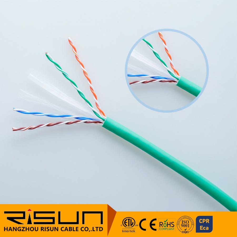 China Best Price Copper UTP CAT6 Indoor Cable - China UTP CAT6, LAN ...