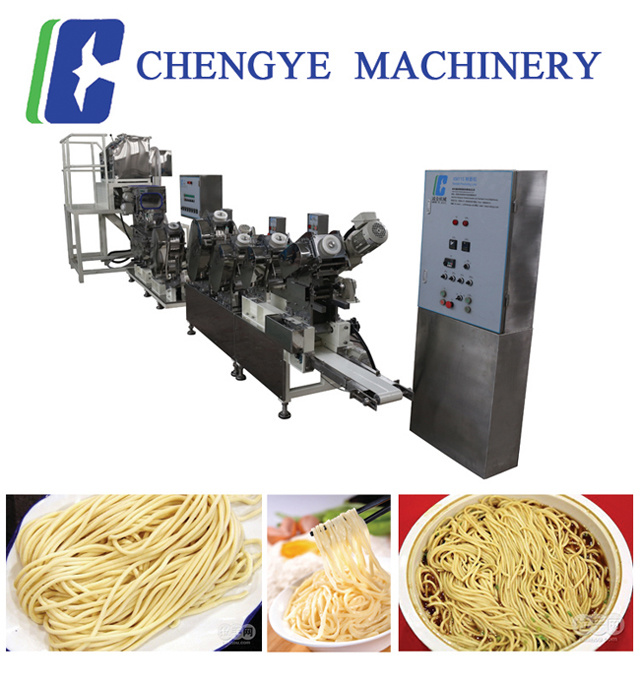 100kg/Hr Noodle Producing Line/Processing Machine CE Certificaiton