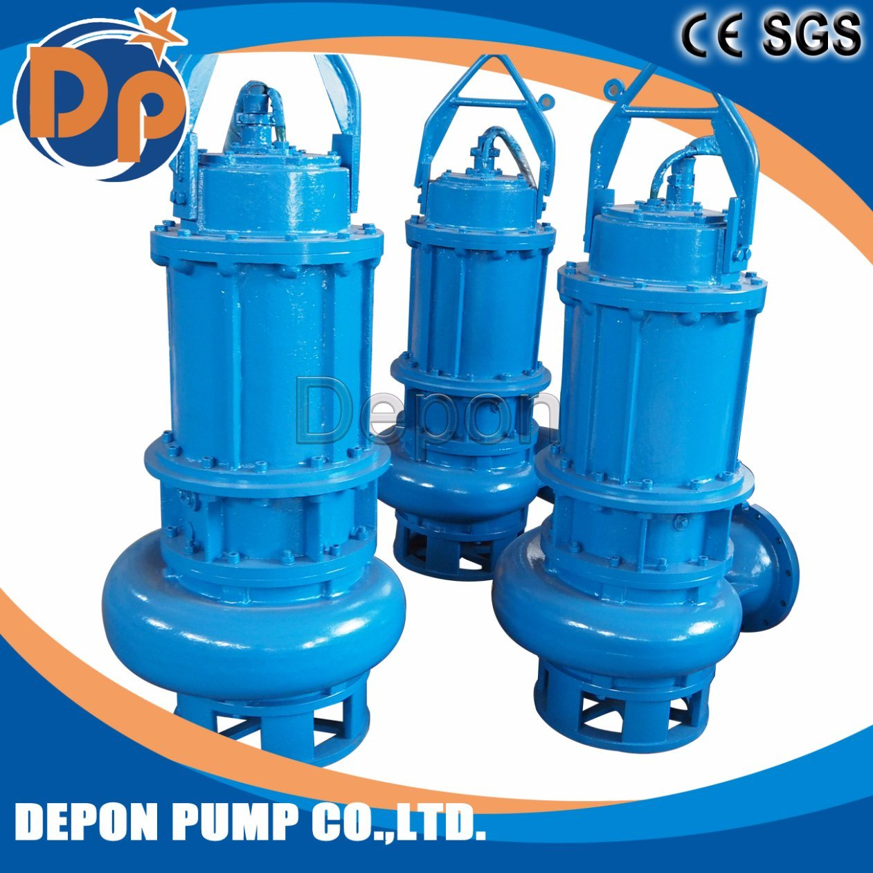 Centrifugal Submersible Dirty Water Pump pictures & photos