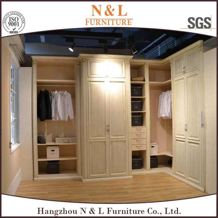 [Hot Item] Modern Customized Wardrobe Wooden Bedroom Cabinet