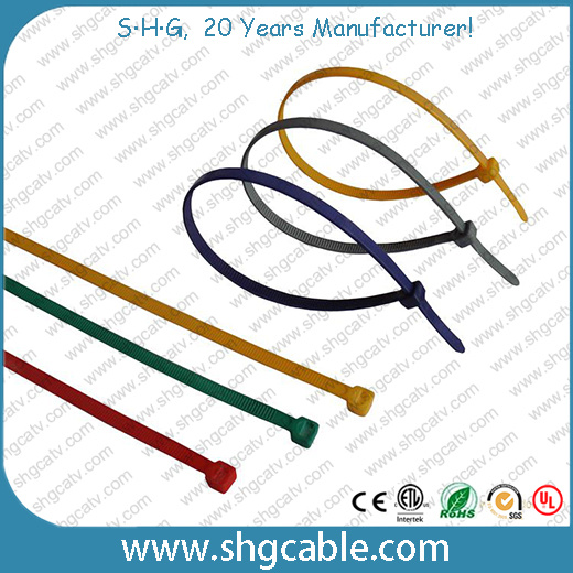 Releasable Nylon 66 Cable Ties
