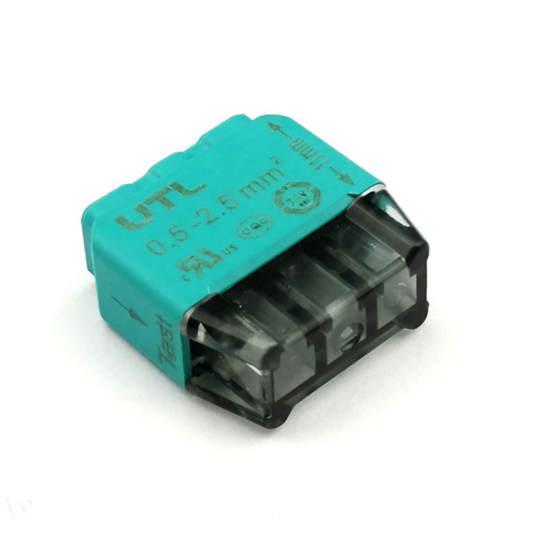 Wondrous China Quick Wire Push In Terminal Block 0 5 2 5Mm2 Fast Connector Wiring 101 Sianudownsetwise Assnl