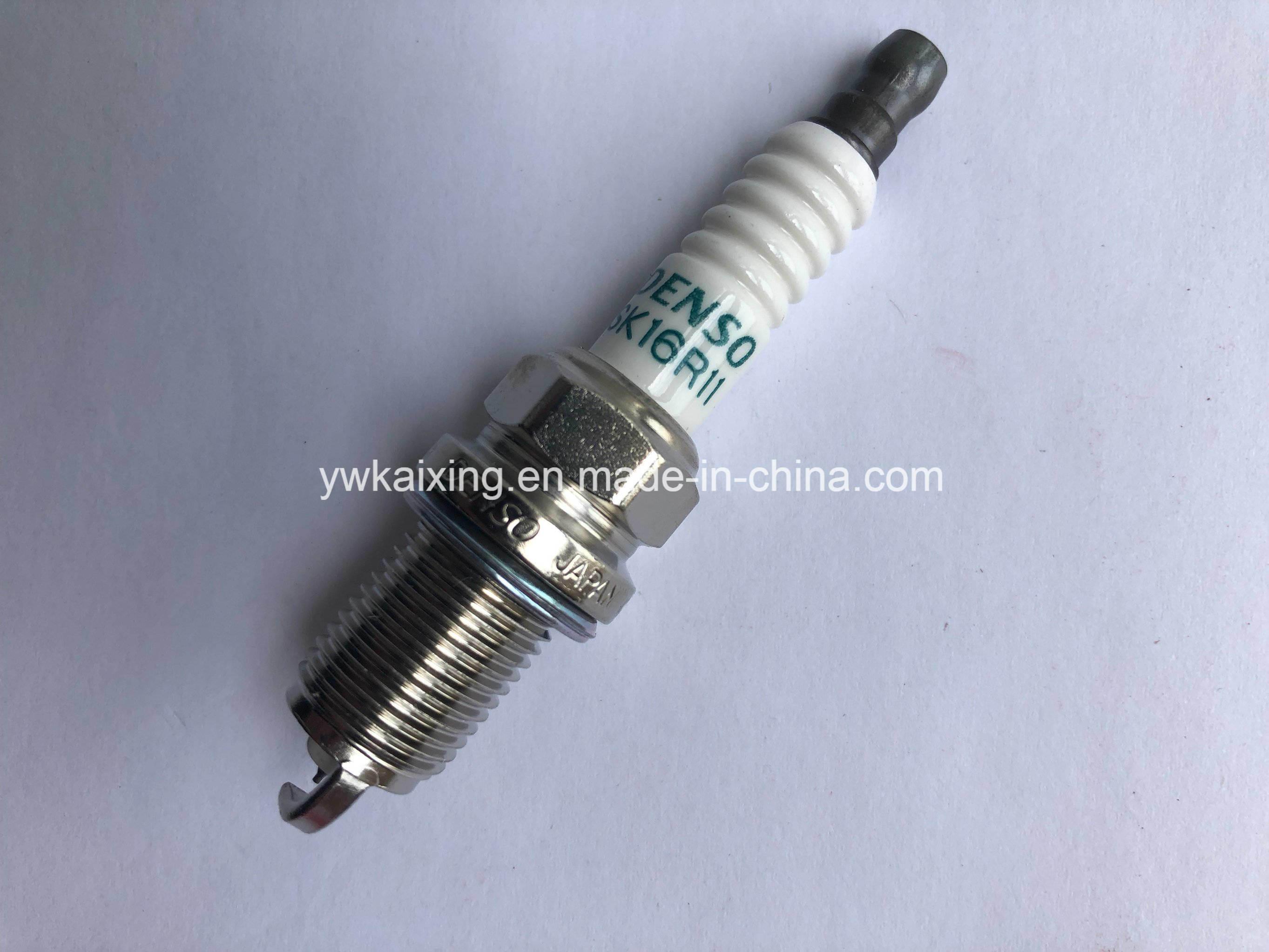 4 x Denso 90919-01240 SK16R11 Iridium Spark Plug for Toyota Corolla Matrix Yaris