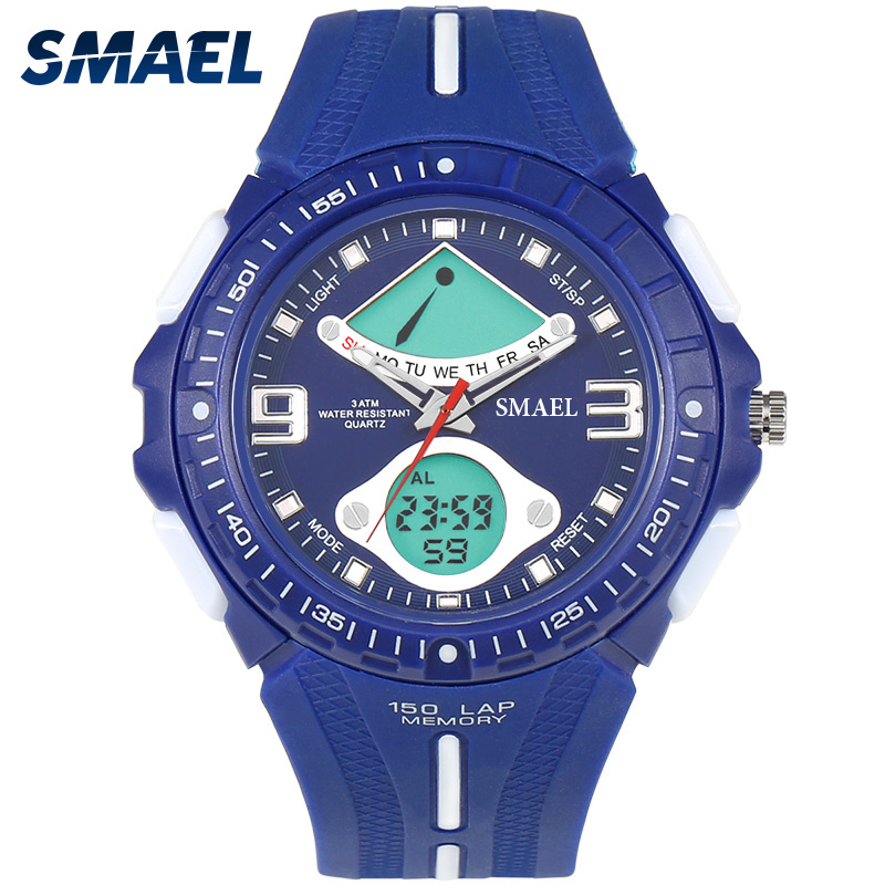 Watches Men Promotion Smart Gift Quality Quartz Watch Watches Custome Sports Watch Plastic Watch pictures & photos