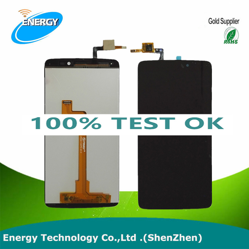 China Replacement Full LCD Screen for Alcatel One Touch Idol