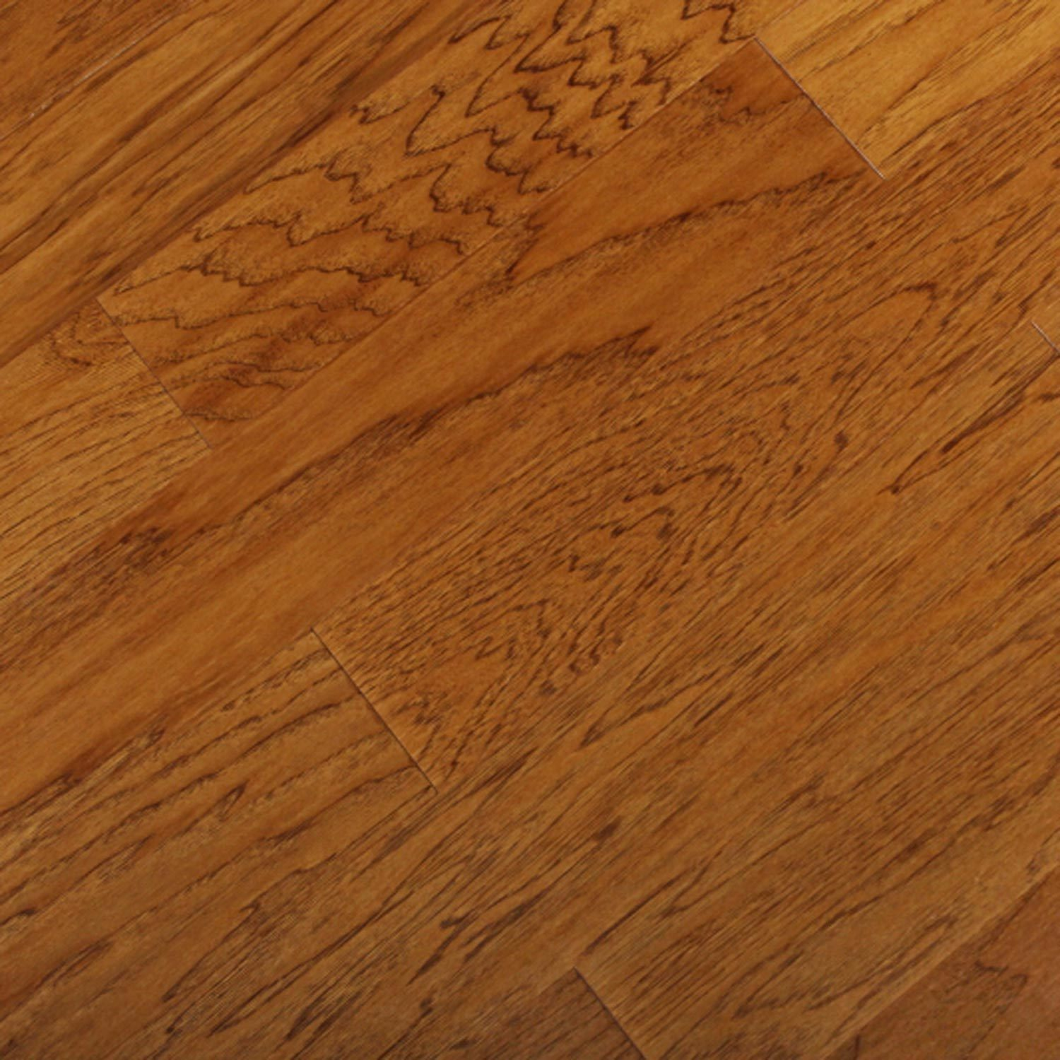 Hickory Wood Engineer Wood Flooring Wholesale