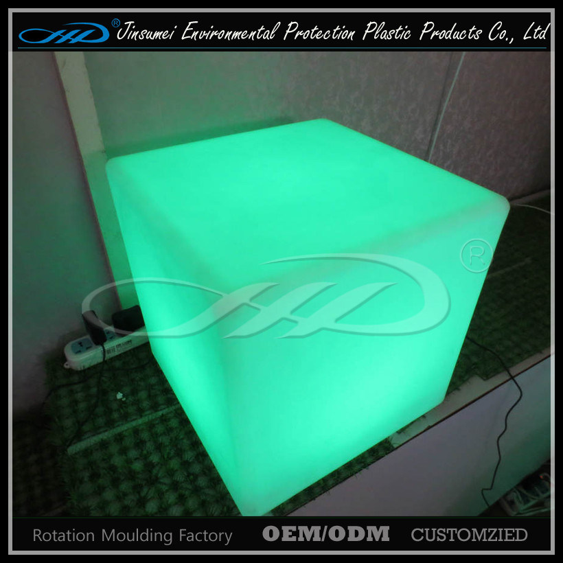 LLDPE Material Rotational Moulding Plastic Modern LED Furniture pictures & photos