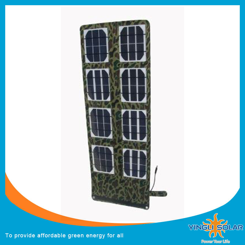 18W Foldable Solar Charger for Mobile Phone (SZYL-SFP-18)