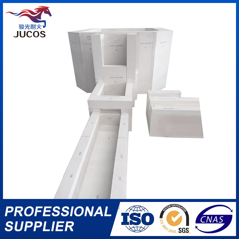 Competitive Price of Fused Cast Azs Brick pictures & photos