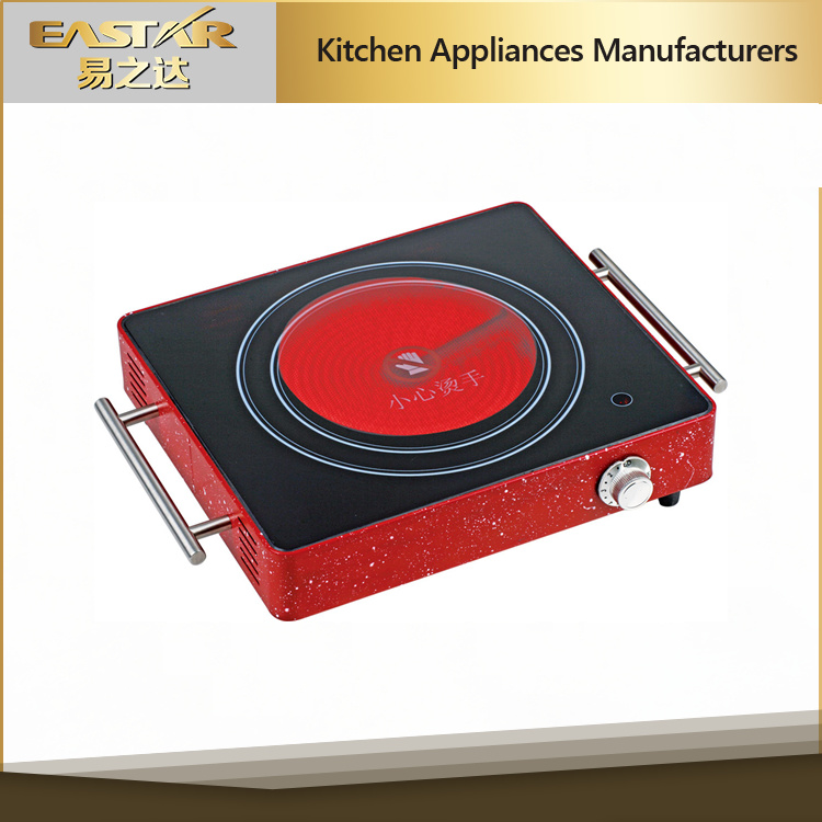 Waterproof and Greaseproof Panel Ceramic Cooker (ES-J100)