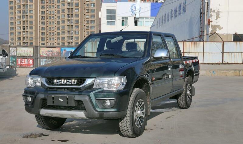 Isuzu Diesel 4X2 Pickup With Best Price For Sale