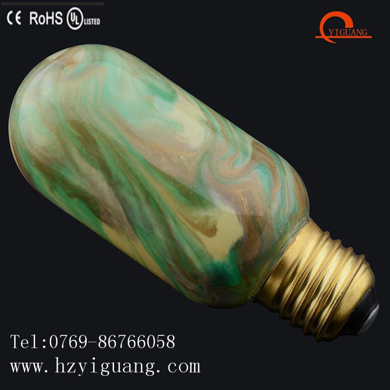 China Colored Drawing Tube T45 Led Fialment Light Bulb China Led Light Led Lighting