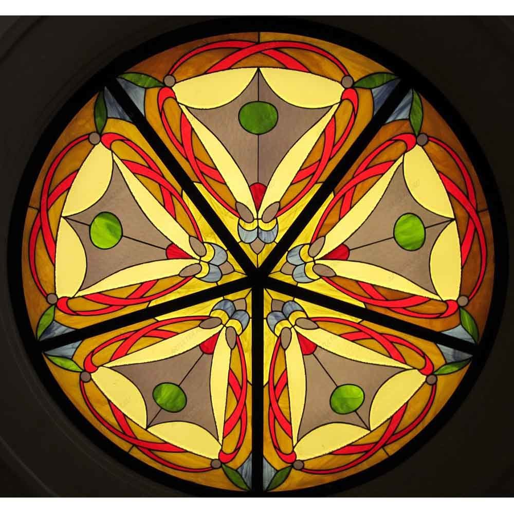 Perfect Stained Glass Wall Art Embellishment - Wall Art Collections ...