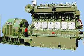 China Heavy Fuel Oil(HFO) Generator Set - China Generator Set, Heavy Fuel