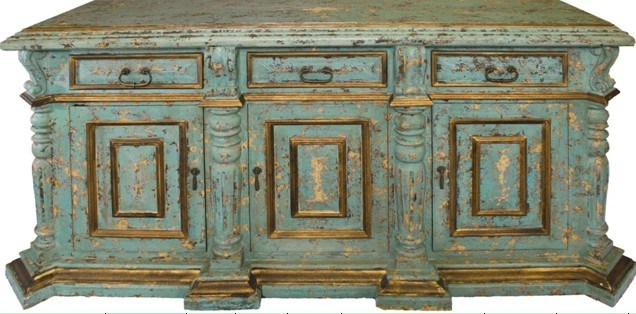 China Antique Buffet Cabinet
