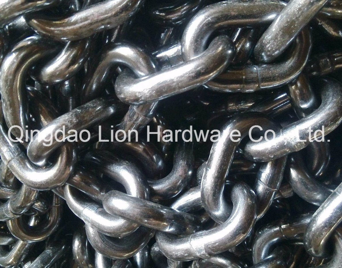 HDG Studless Anchor Chain