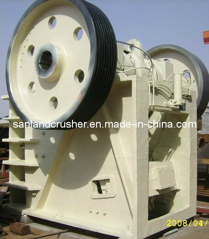 PEF Series Jaw Crusher pictures & photos