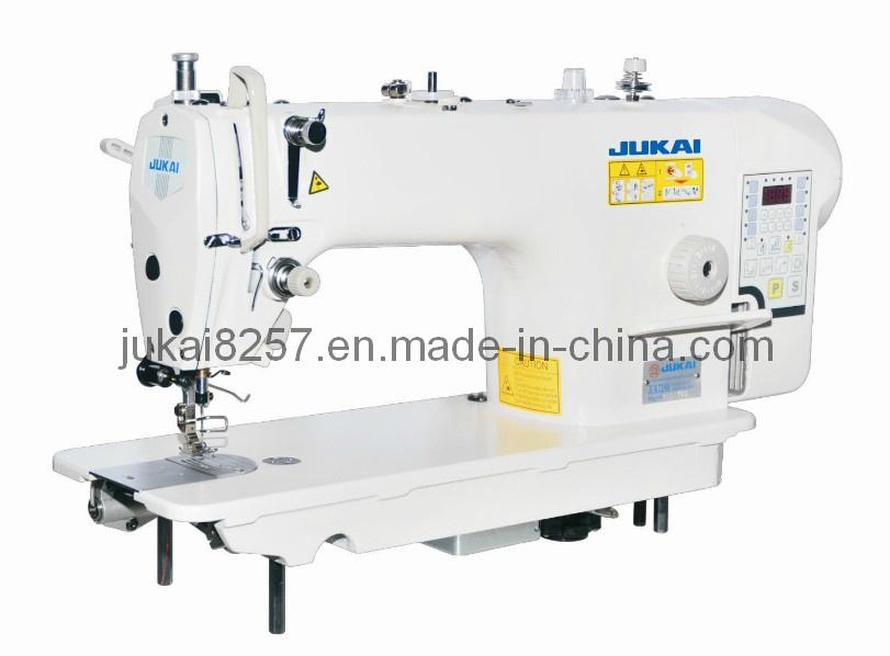China HighSpeed Lockstitch Sewing Machine With Automatic Thread Awesome Jukai Sewing Machine