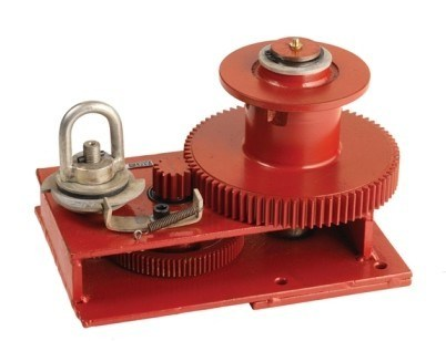 3000lbs Ceiling Winch, Red, Winches / Poultry Farm Equipment (H3000 red)