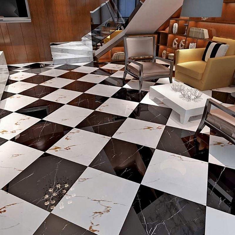 Household Gray Glazed Porcelain Tile