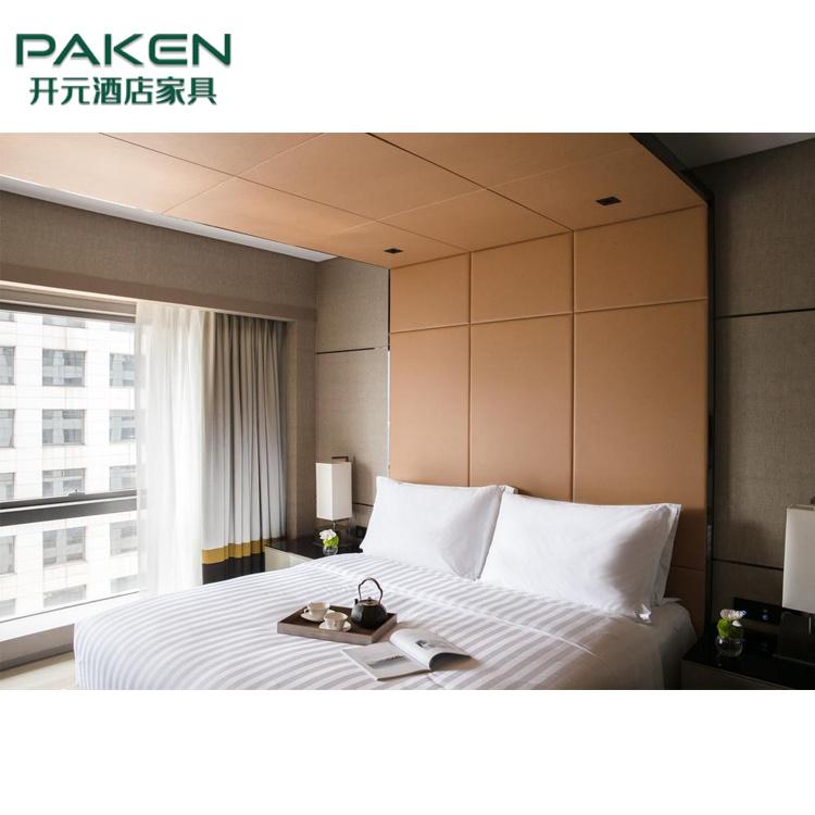 Hot Item Hotel Bedroom Furniture Plywood Mdf Melamine Laminate Veneer Matt Finish