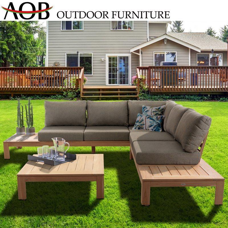 Chinese Modern Outdoor Garden Home, Outdoor Sofa Furniture