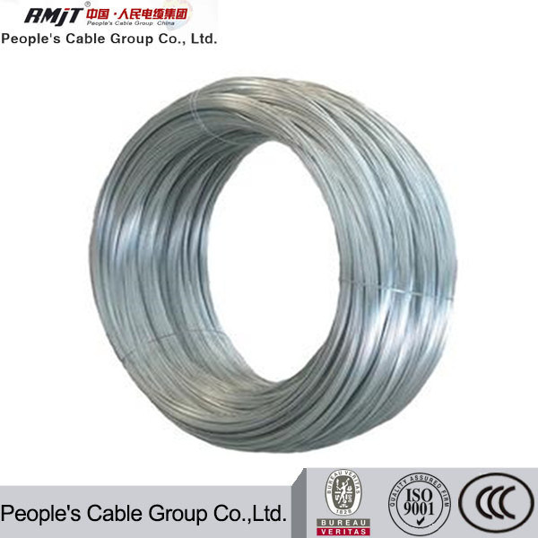 China High Tensile Zinc Coated Steel Wire Strand Photos & Pictures ...