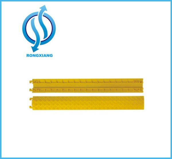 China Wholesale 2 Channels Yellow Jacket Cable Protector Price 900