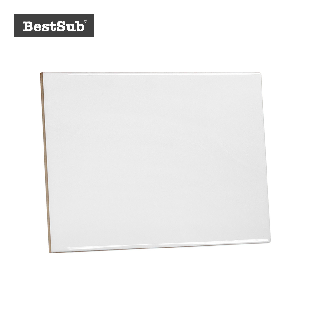 China Sublimation Ceramic Tile Sublimation Ceramic Tile - 8 x 10 white ceramic tile