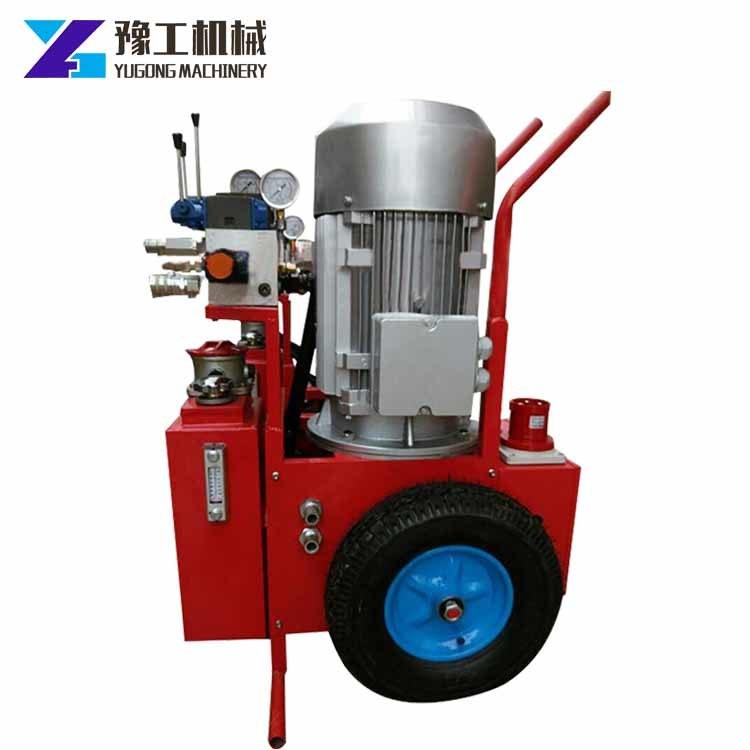 China Stone Cement Cutting Machine Hydraulic Wire Saw Photos ...