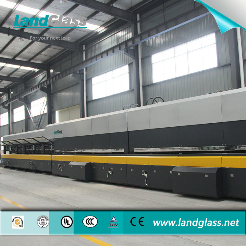 China Jetconvection CE Certificate Horizontal Tempered Glass Tempering Line pictures & photos
