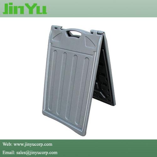 China Pavement Portable Plastic a-Frame Sign Holder - China Sidewalk ...