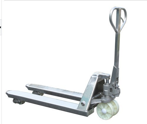 China 2 Ton Brand New Stainless Steel Hand Pallet Truck