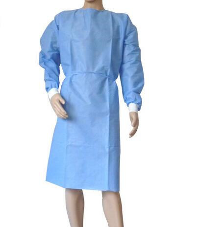 China Disposable Medical Uniformes Hospital SMS Non-Woven Surgical ...