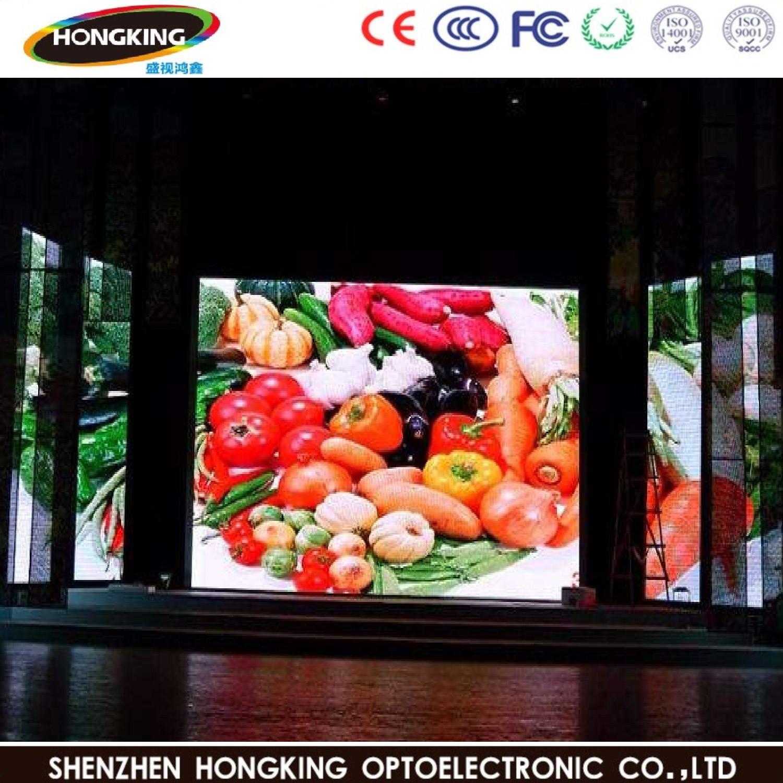 [Hot Item] Practical Mbi5124 P5 Indoor Large LED Display Board